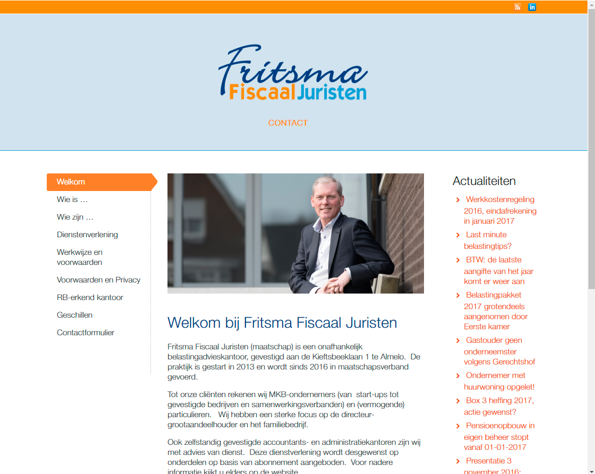 website xomex almelo